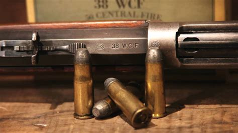 Cartridge Hall of Fame - 38-40 Winchester - YouTube