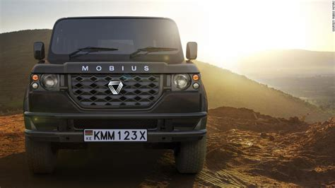 The luxury SUV made in Kenya, for Africans - CNN