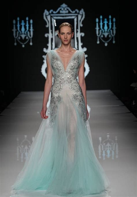 Dreamy Frozen Prom Dresses Inspired by Elsa's Blue Gown