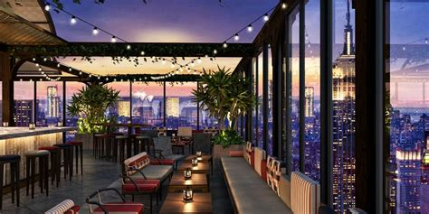 Something For Everyone At The New Moxy Times Square, Set