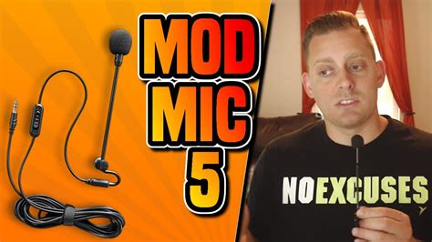 ANTLION MODMIC 5 MICROPHONE vs BLUE SNOWBALL   REVIEW