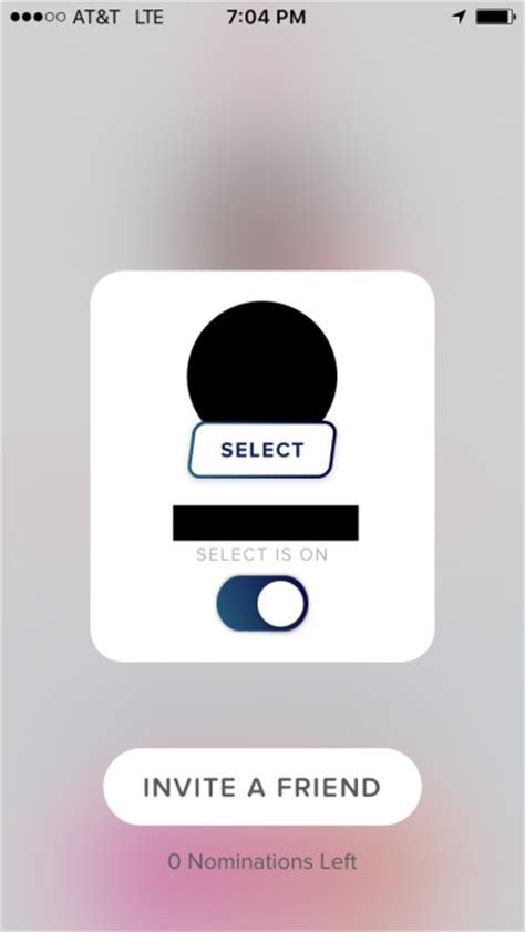 Tinder Select is a secret, members-only version of the