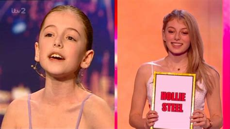 Here's what Britain's Got Talent's child stars look like