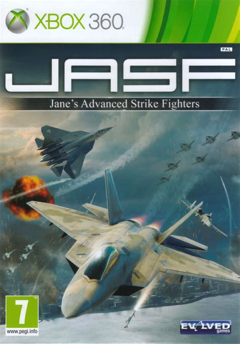 JASF: Jane's Advanced Strike Fighters for PlayStation 3