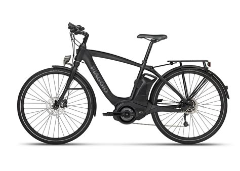 Piaggio Wi-bike Looks as Sharp as It Gets and We Love It