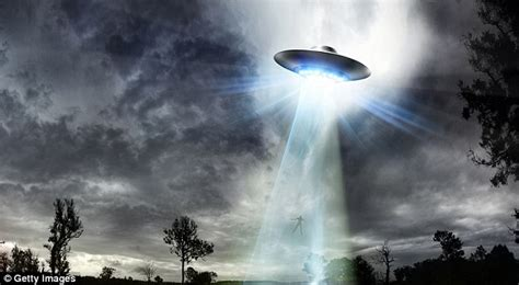 UFO sightings have reached an all-time high | Daily Mail