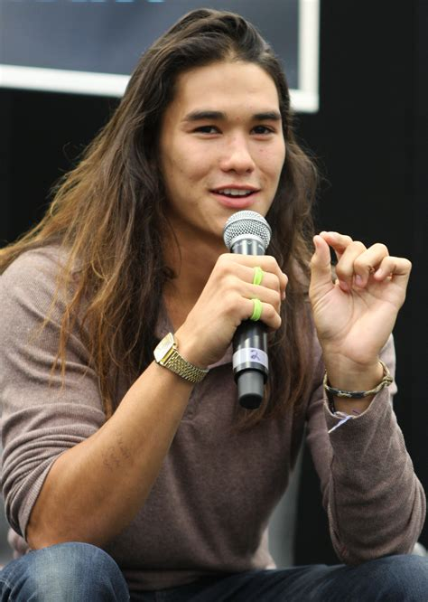 Celebrity Booboo Stewart - Weight, Height and Age