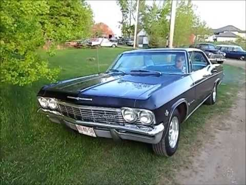 """1965 Chevy Impala SS """"Sinister"""" Will Leave Your Thinking!"""