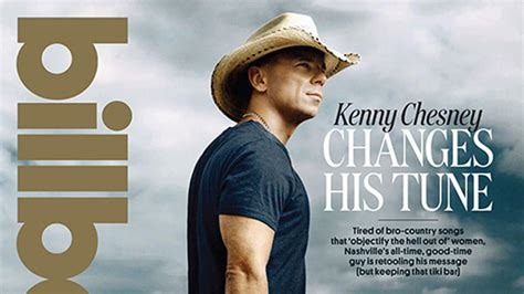 Kenny Chesney: Country Music Objectifies the Hell Out of