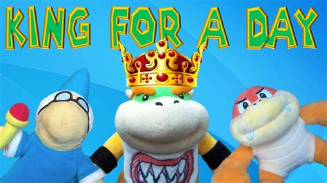 Bowser Junior: King for a Day - YouTube