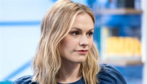 Anna Paquin feels 'guilty and sad' she couldn't breastfeed