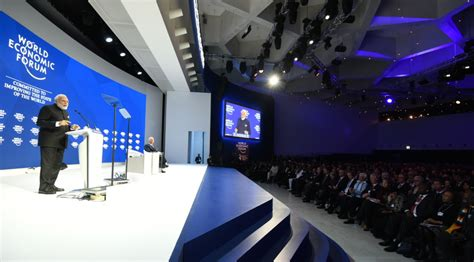 PM Modi at Davos says India means business: How political