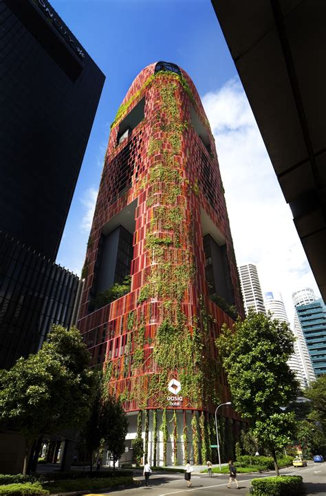 Gallery of Oasia Hotel Downtown / WOHA - 16