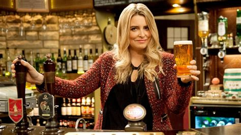 Emmerdale Character Charity Dingle - Played by Emma Atkins