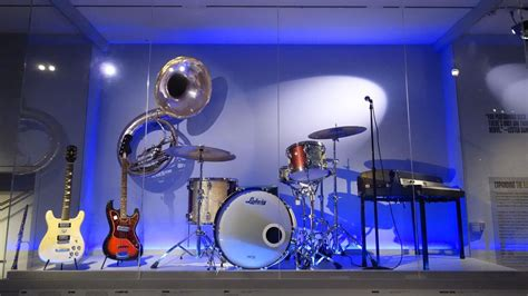 The Instruments of Rock & Roll show rocks the Met Museum