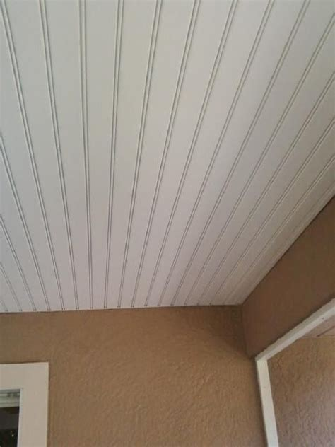 vinyl screen porch systems | Porch Ceiling Done in Pro