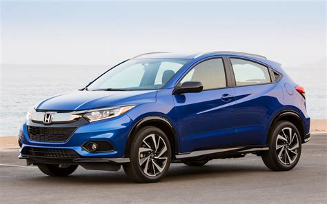2019 Honda HR-V Sport Styling (US) - Wallpapers and HD