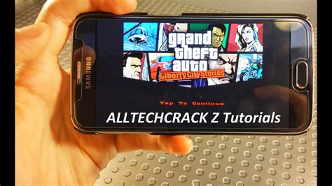 [ANDROID] How to download and install GTA Liberty City