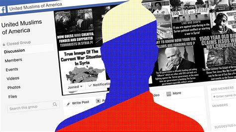 Exclusive: Russians Impersonated Real American Muslims to