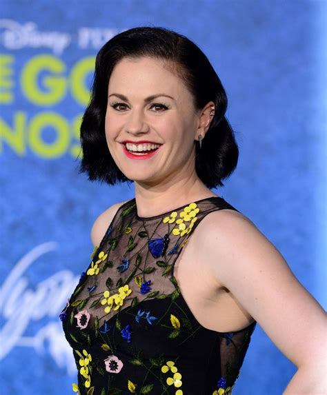 Anna Paquin - The Good Dinosaur Premiere in Los Angeles