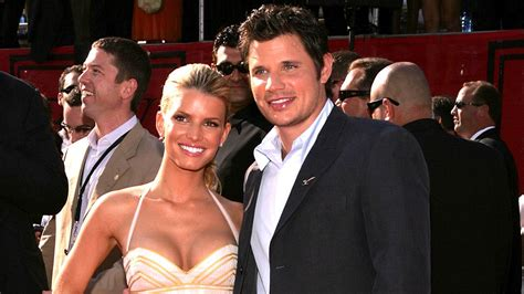 Jessica Simpson and Nick Lachey Had 'Tension' Prior to