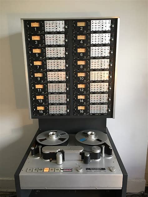 Used Studer A80 Tape recorders for Sale | HifiShark