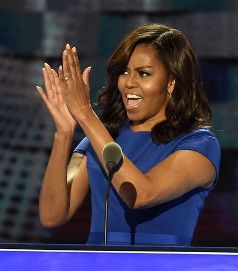 Michelle Obama isn't running for office yet