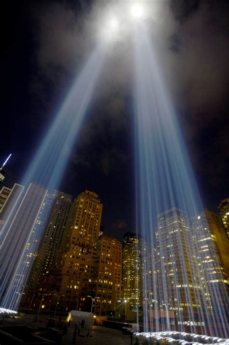 9/11 Tribute in Light: A behind-the-scenes look at how the