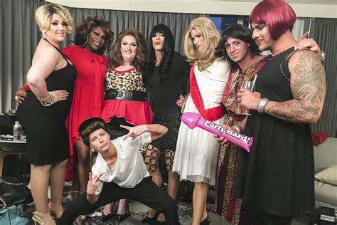 The #PumpRules Bachelor Party Takes Drag by Storm