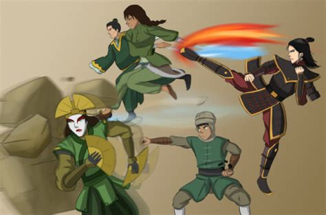 the rise of kyoshi | Tumblr