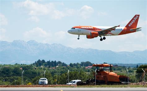 From London to Zadar with easyJet | Zadar Airport