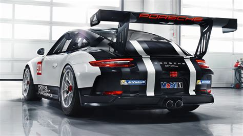 2017 Porsche 911 GT3 Cup - Wallpapers and HD Images   Car