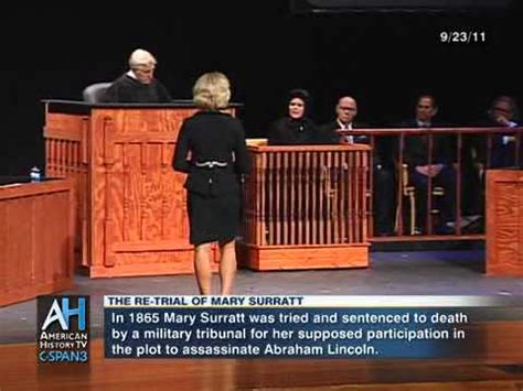 The Re-Trial of Mary Surratt - YouTube