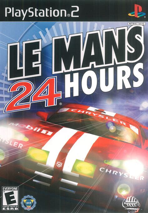 Le Mans 24 Hours for Dreamcast (2000) - MobyGames