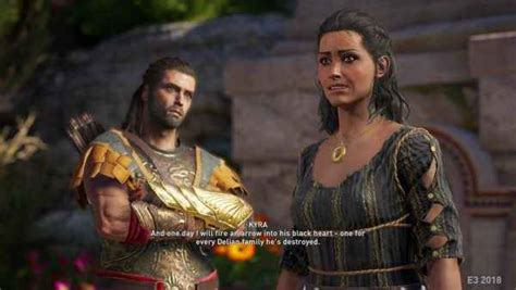 Assassin's Creed Odyssey Screenshots From E3 2018