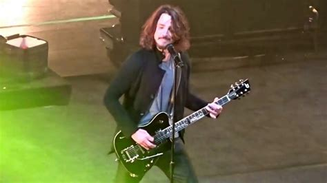 Chris Cornell last show - Spoonman - Live at The Fox