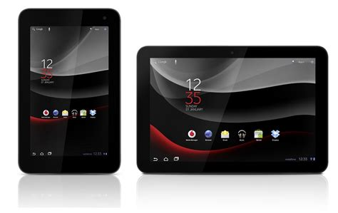 Vodafone Germany launches the Vodafone Smart Tab Tablet