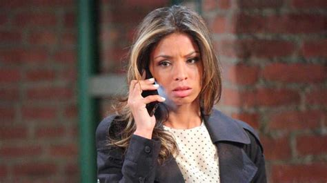 Brytni Sarpy joins Young and Restless cast leaving General