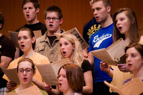 Choral Gallery - Truman State University