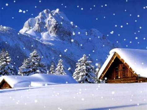 Download Live Snow Falling Wallpaper Gallery