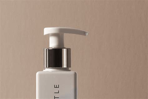 Lotion Psd Bottle Cosmetic Mockup | Psd Mock Up Templates