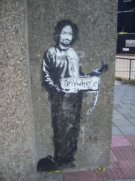Art of Words: 5 of the Best Banksy Quotes & Sound Bites