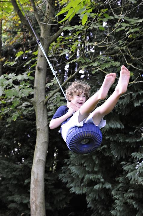 Monkey Swing | Inflatable Tree Swing | Brave Toys