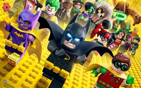 The Lego Batman Movie Animation Wallpapers | HD Wallpapers