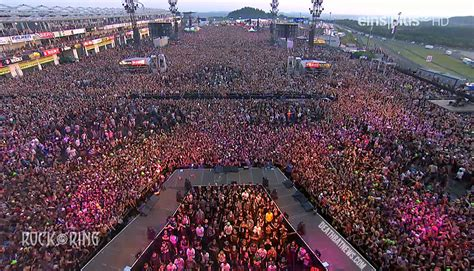 Watch Avenged Sevenfold Perform Live At Rock Am Ring 2014