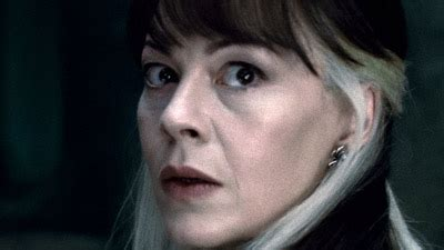 'Harry Potter': Helen McCrory says Narcissa Malfoy is a