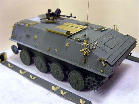 Review: Type 63-1 (YW-531A) Armored Personnel Carrier