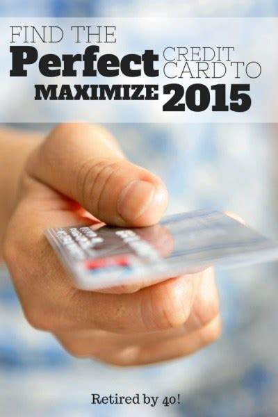 Maximize 2015 With the Perfect Credit Card - A Silver