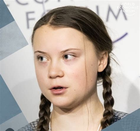 Greta Thunberg: Act As If Our House Is on Fire