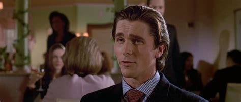 31 Days of Horror: October 22nd: American Psycho (2000)